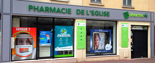 Pharmacie De L'eglise,HOUDAN