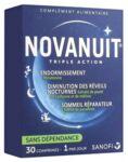 Acheter Novanuit Triple Action Comprimés B/30 à HOUDAN